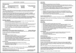 teaching cv career start services by the career cafe tefl cv ...